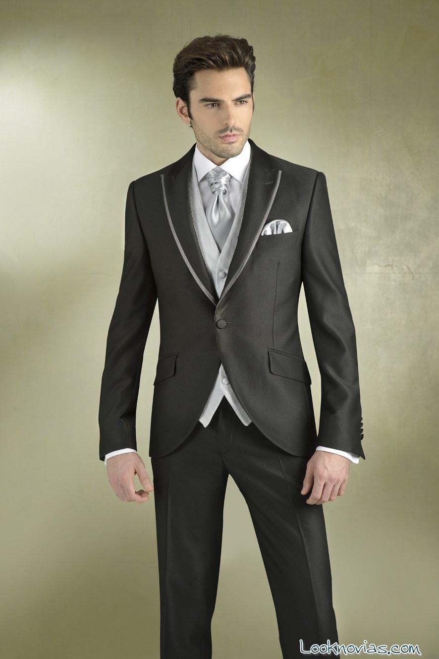 traje moderno Gala Novios