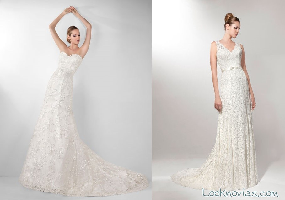 trajes novia sencillos de lugo novias