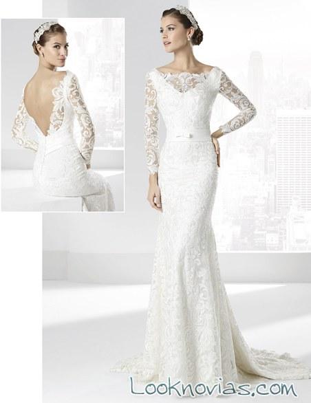 vestido 2016 de Franc Sarabia
