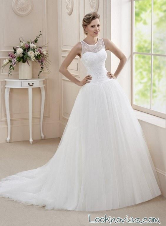 vestido affezione corte princesa