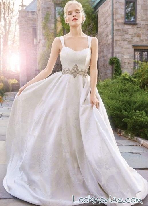 vestido alvina con doble falda color