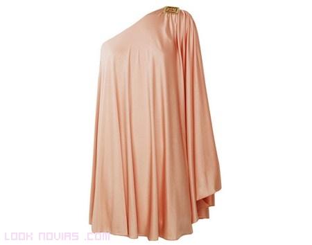 Vestidos color nude