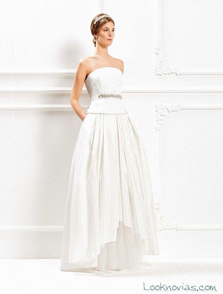 vestido asimétrico max mara