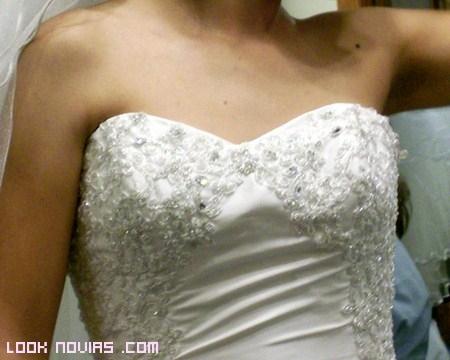 corpiños de moda para novias
