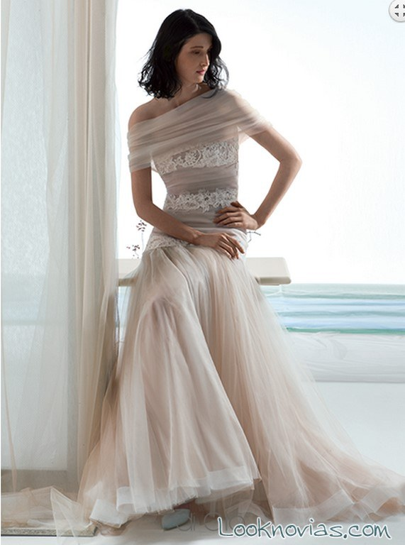vestido color novias di gio