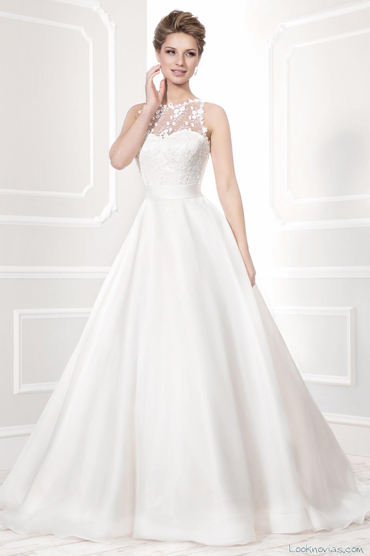 vestido corte a de ellis bridal