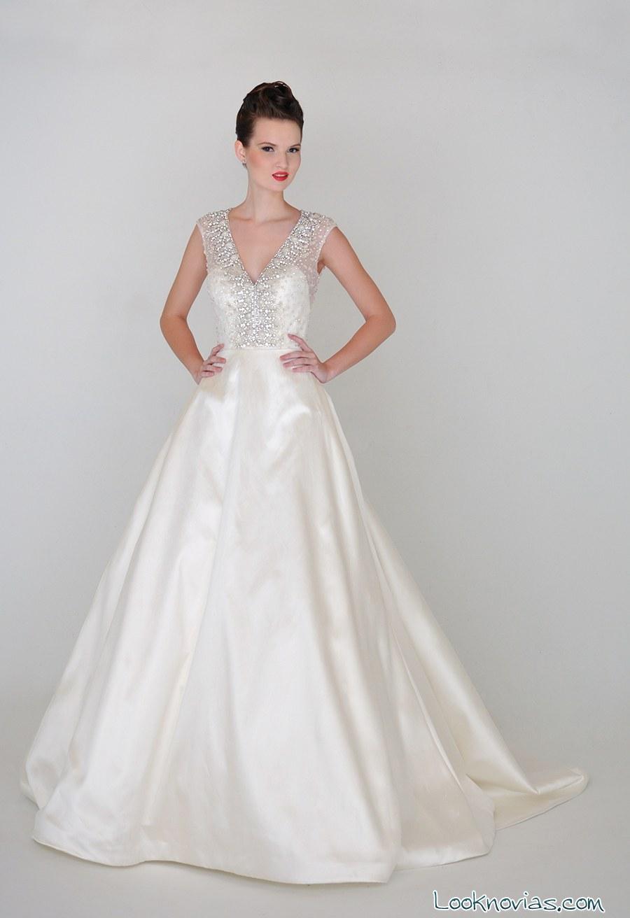 vestido corte a eugenia bridal