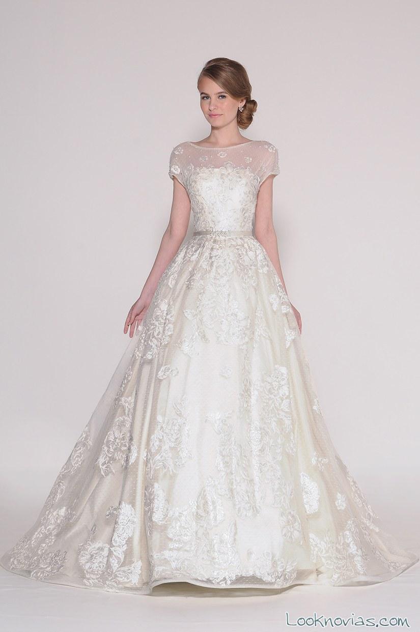 vestido corte a eugenia couture