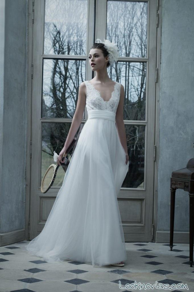 vestido cymbeline tirantes blanco