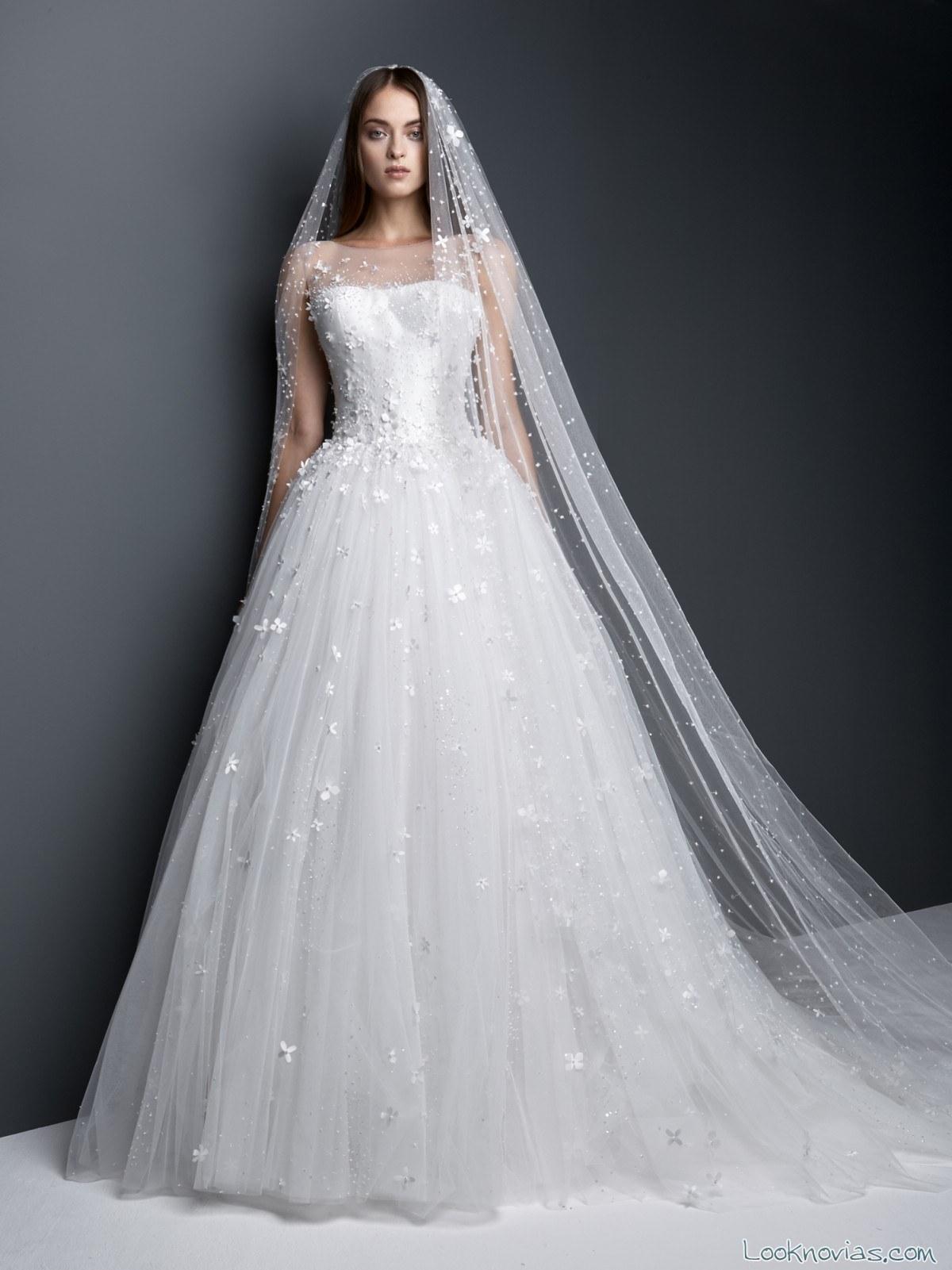 vestido de gasa 2017 georges hobeika