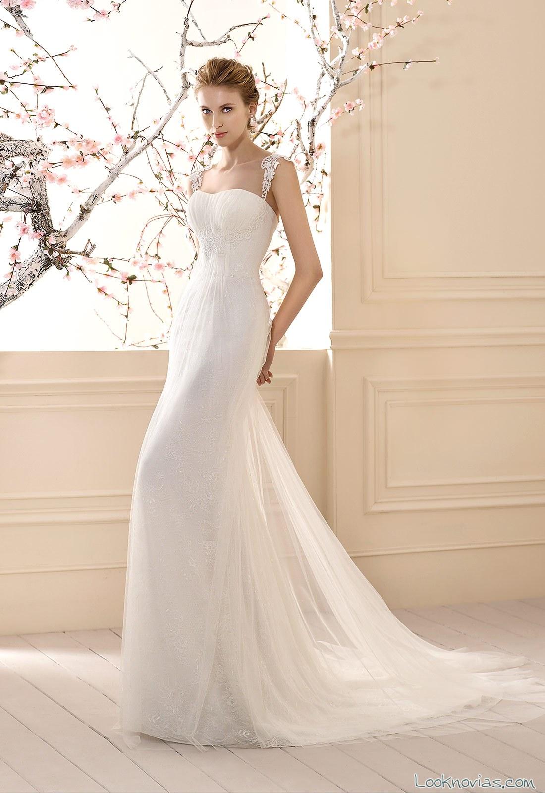 vestido de novia 2016 cabotine