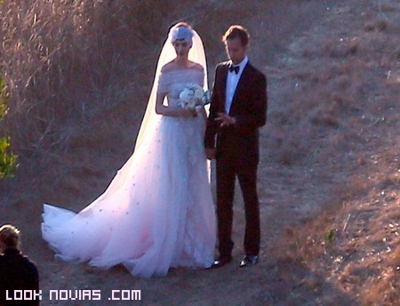 bodas de actores
