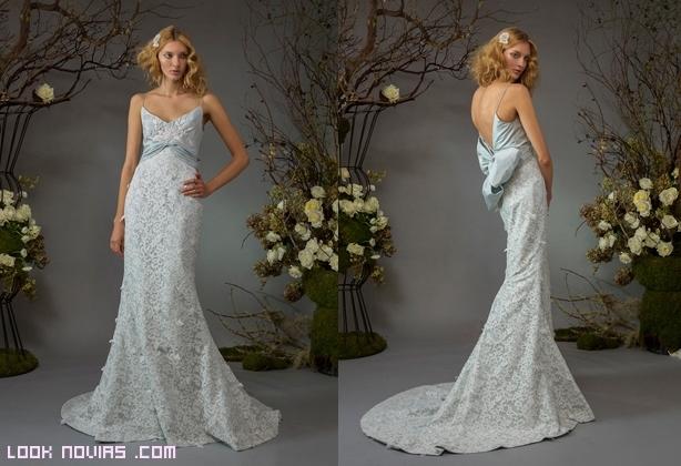 vestidos de bordados para novias