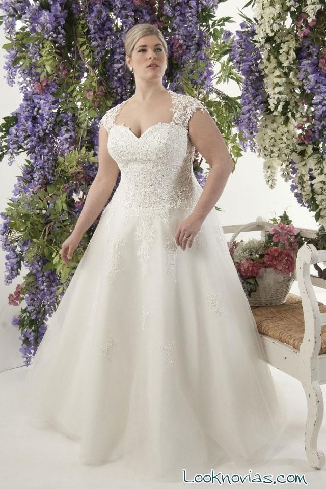 vestido de novia callista