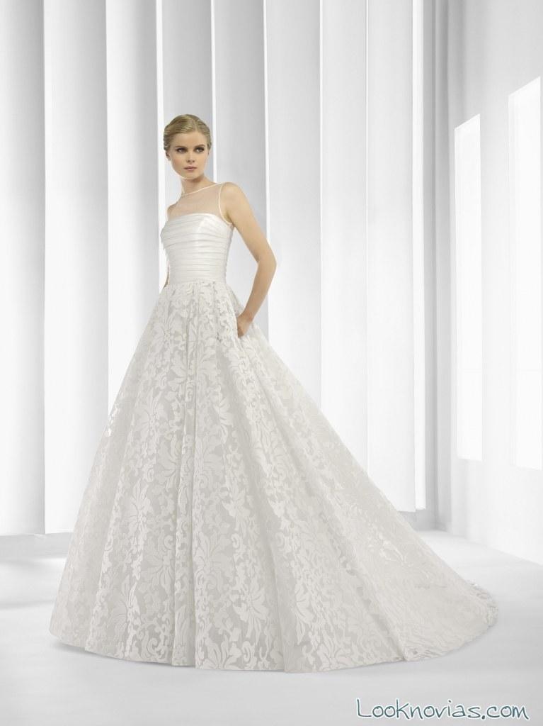 vestido de novia colección patricia avendaño
