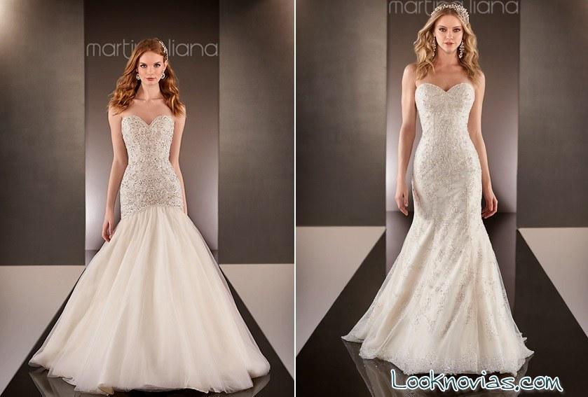 vestido de novia Martina Liana