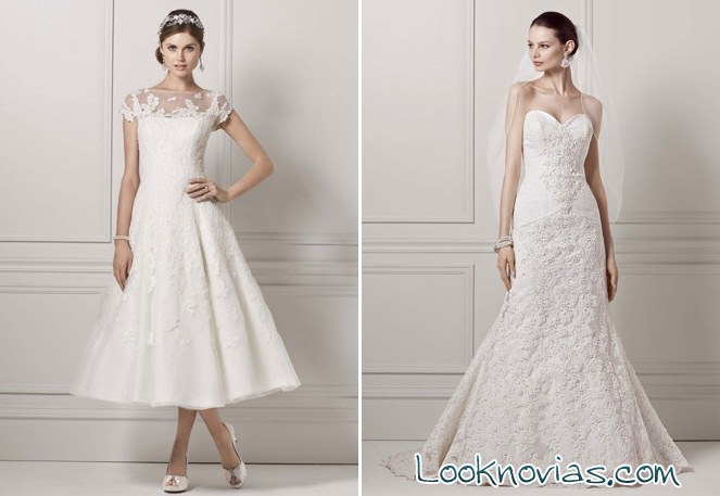 vestido de novia modernos con precio
