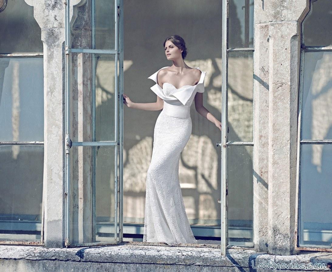 vestido de novia original de giuseppe papini
