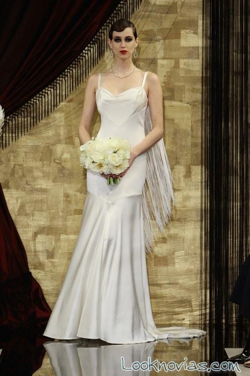 vestido de novia sirena original theia
