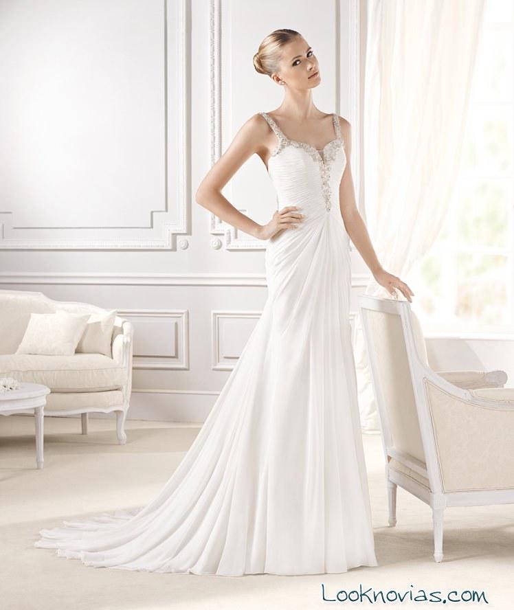 vestido de novia sposa 2015