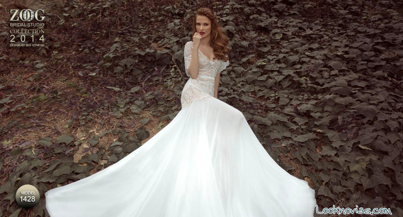 Vestido de novia Zoog Bridal