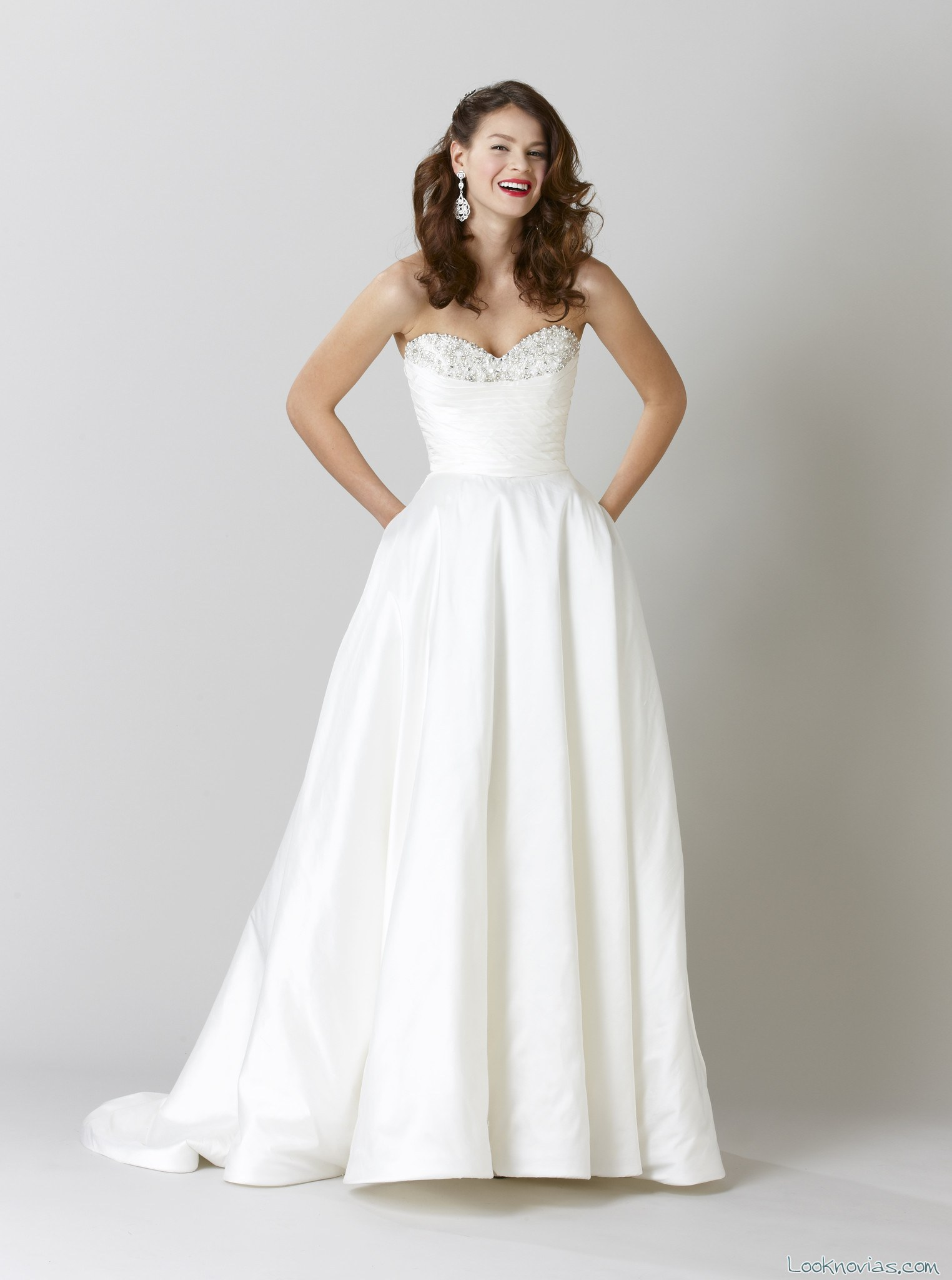 vestido elegante kennedy bridal