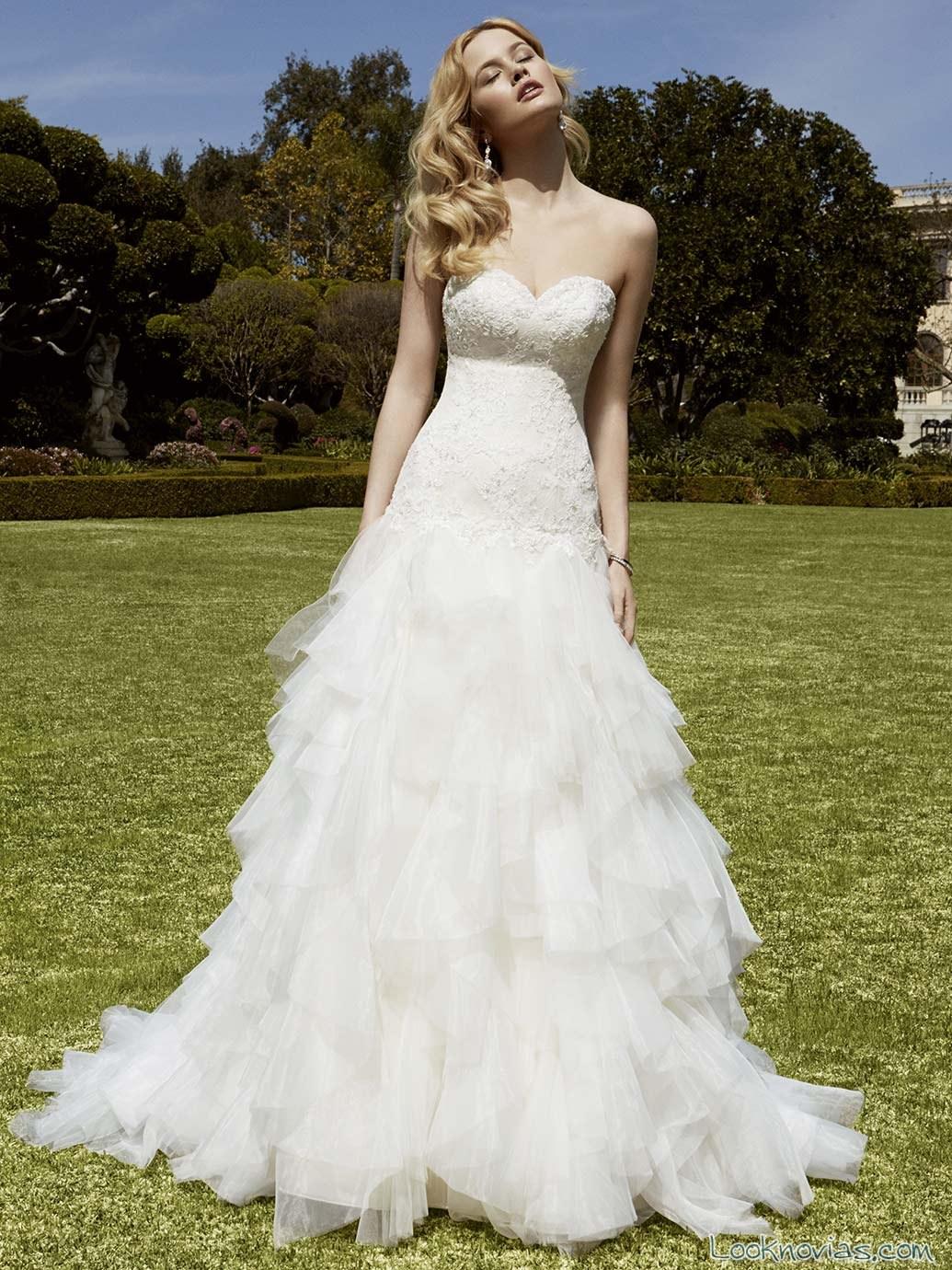 vestido enzoani en color blanco