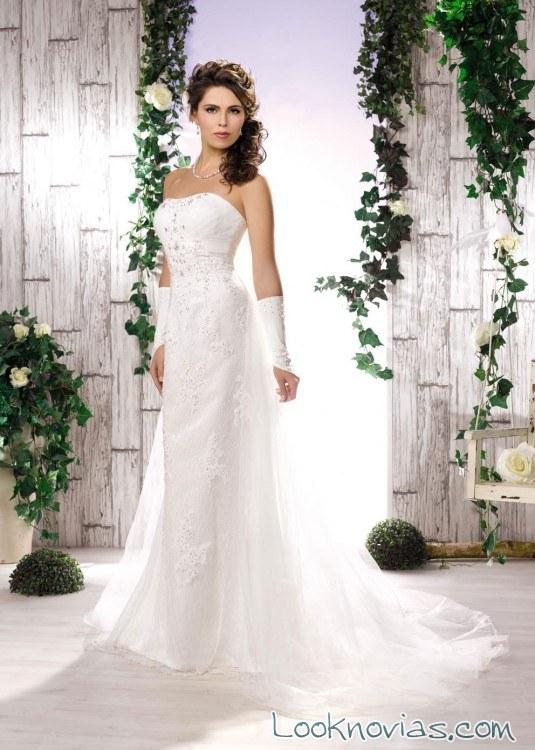 vestido evasé divina sposa