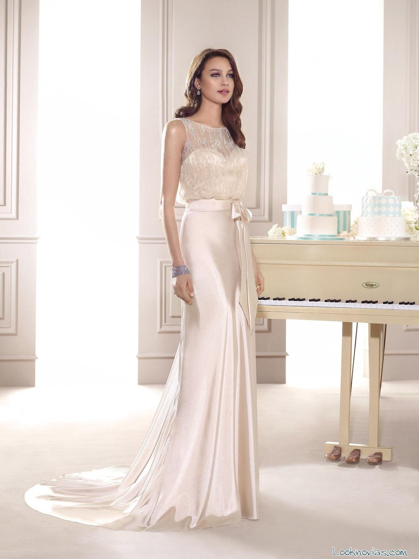 vestido fara sposa e raso