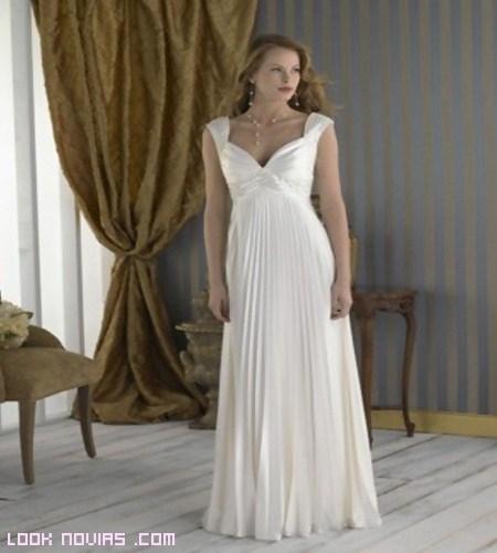 vestidos de novia blancos