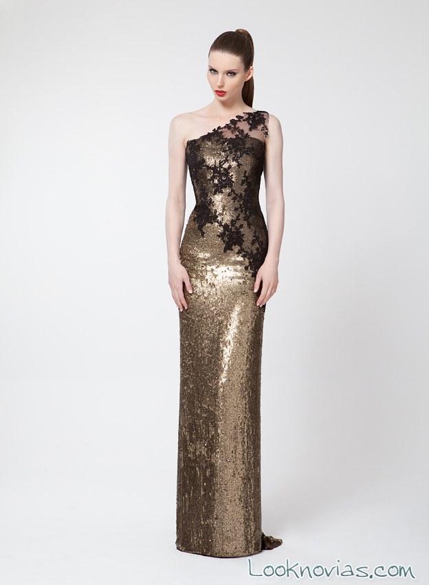 online para la venta vendido en todo el mundo bien baratas Vestidos de fiesta por Santos Costura | Look Novias