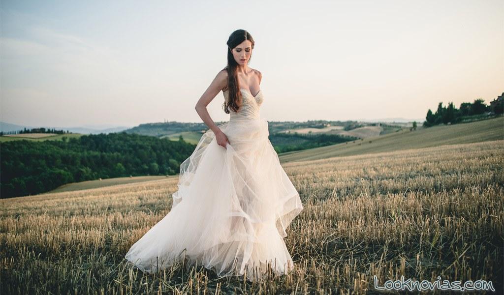 vestido novia primavera 2016 jenny lee