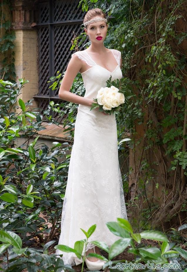 vestido novias avetis barcelona