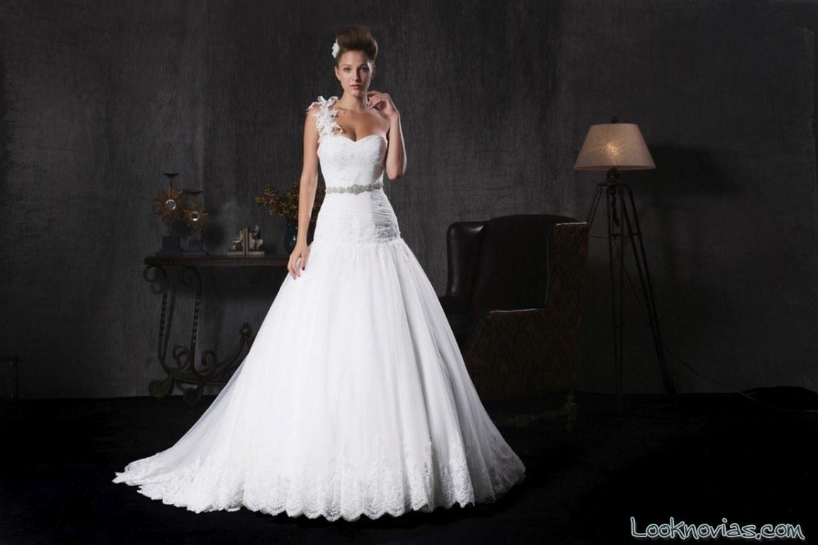 vestido novias princesas maggie shirley