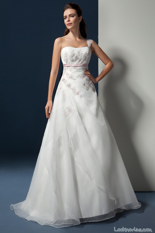 vestido oreasposa 2017 blanco