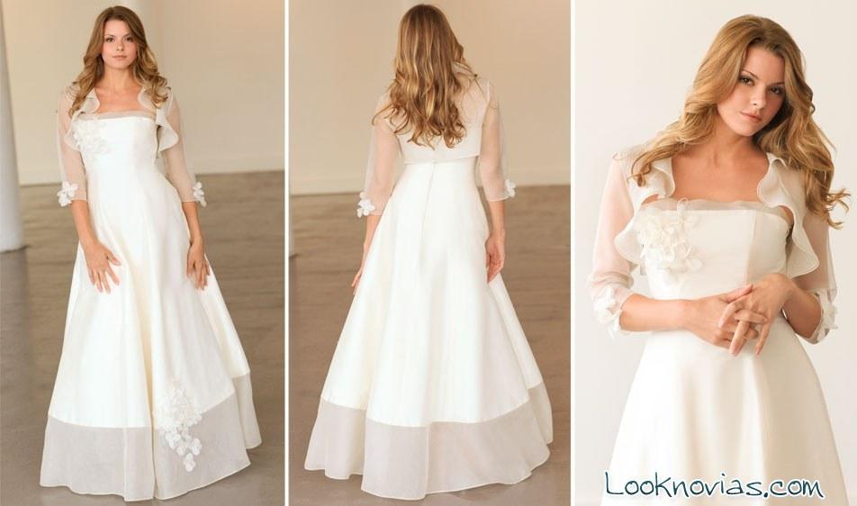 vestido original de novia alice padrul