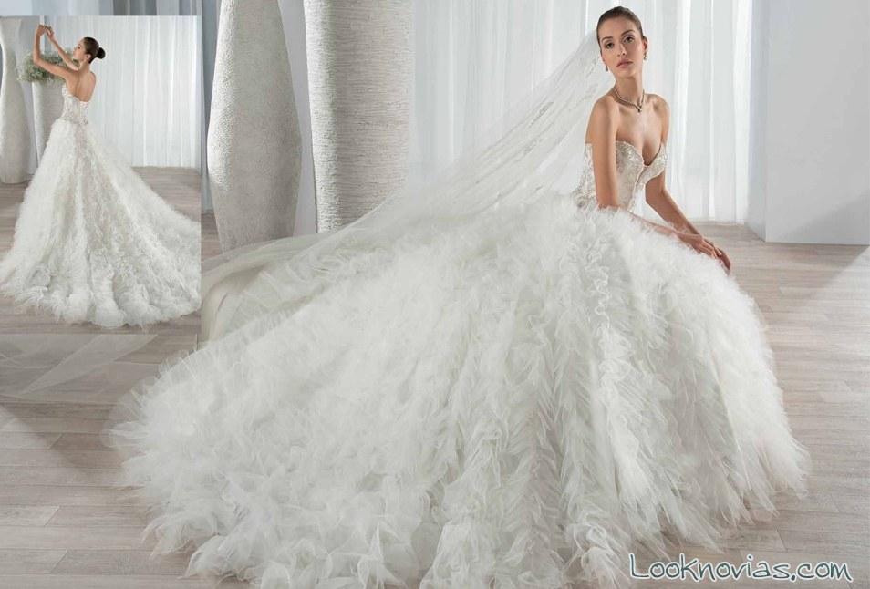vestido princesa 2016 por demetrios