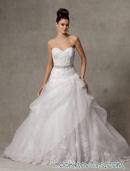 vestido princesa Aariana