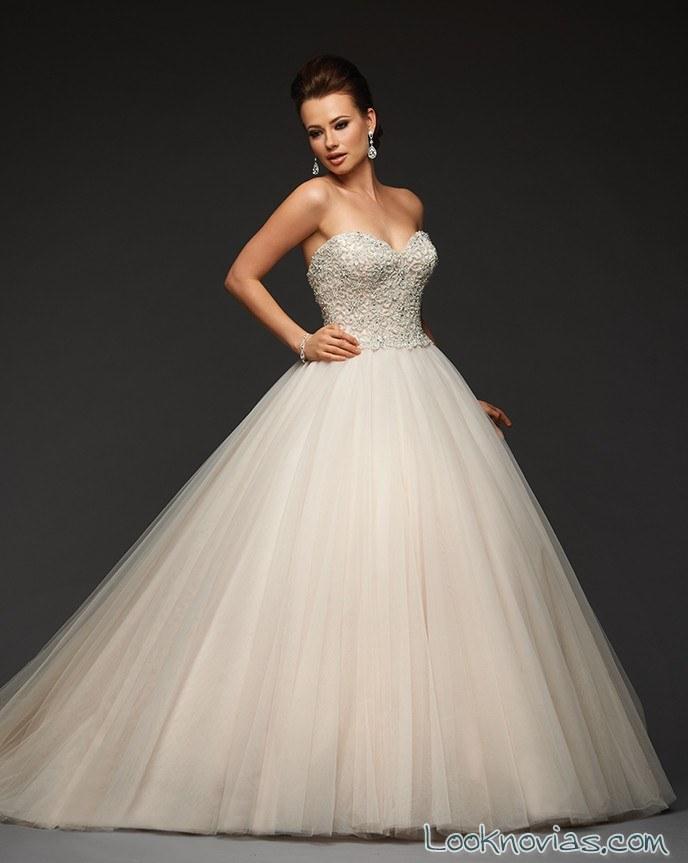 vestido princesa bonny bridal