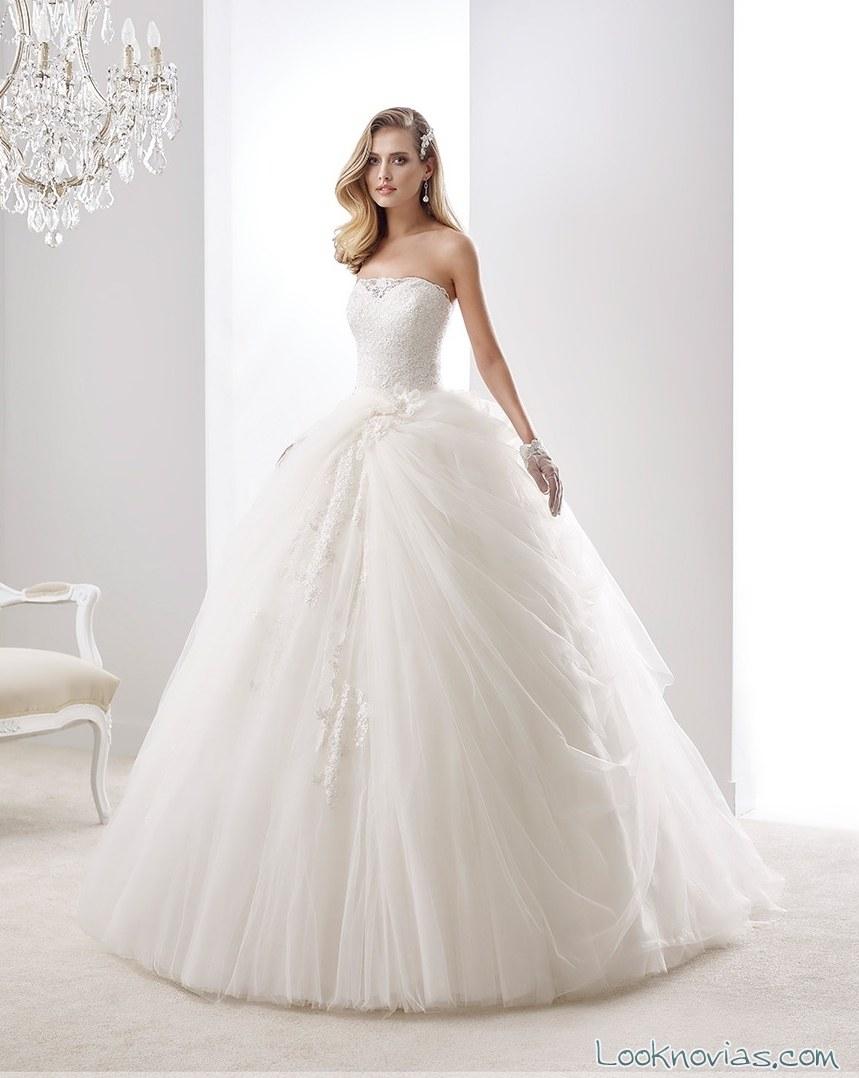 vestido princesa de Jolies 2016