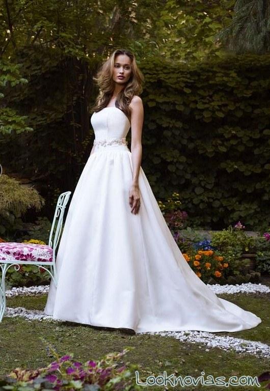 vestido princesa de robert bullock