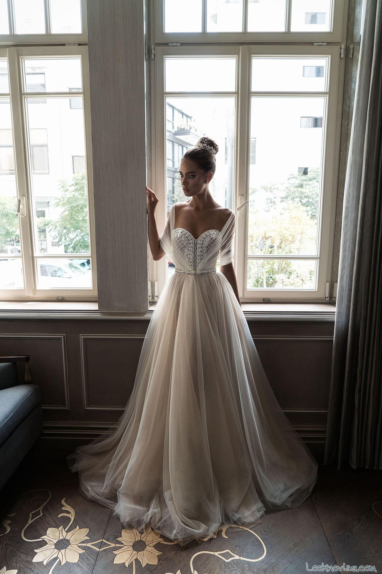 vestido princesa elihav sasson