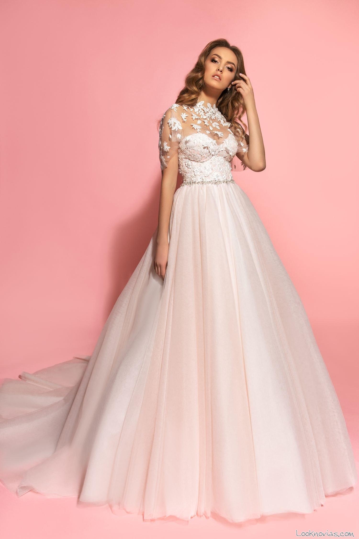 vestido princesa eva lendel