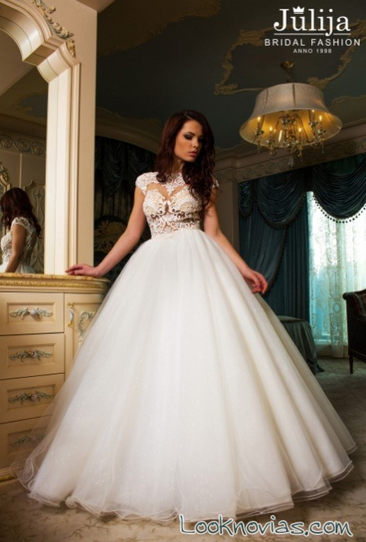 vestido princesa julija bridal