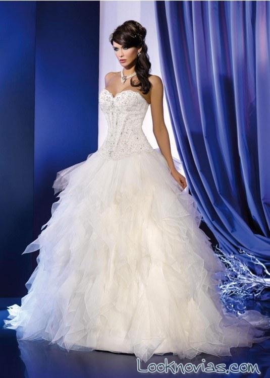 vestido princesa kelly star