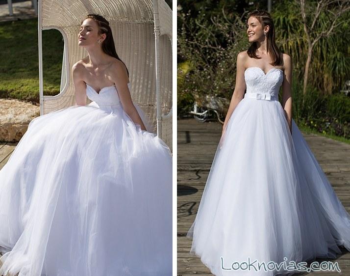 vestido princesa noya bridal