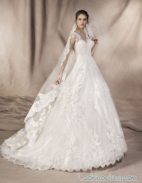 vestido princesa white one color blanco 2017