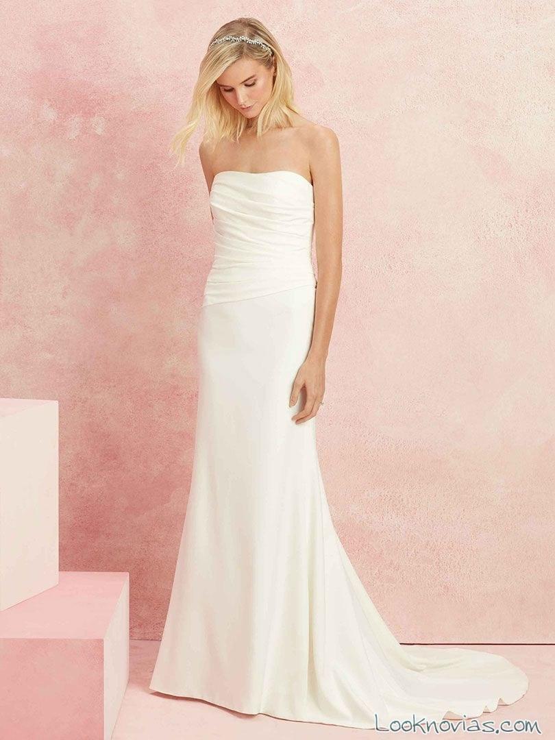 vestido recto beloved sencillo