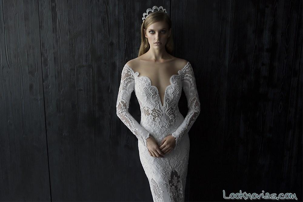 vestido recto hadas cohen 2017