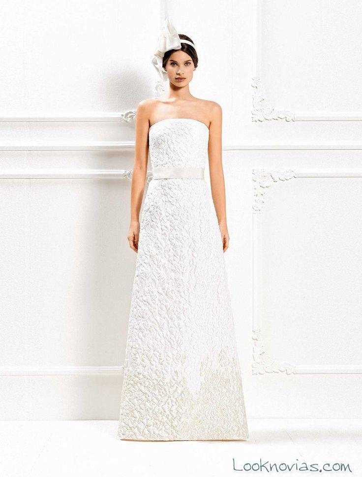 vestido recto y blanco de max mara